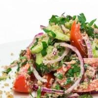 Салат по Грузински