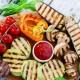 Заказать Шашлык из овощей в Санкт-Петербурге